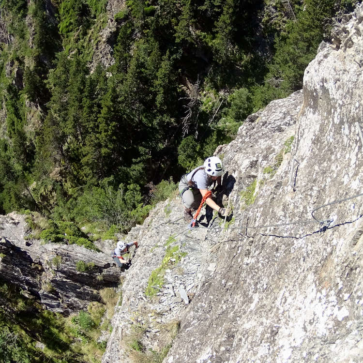 Via Ferrata Andorra