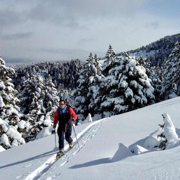 Ski Touring in the Eastern Pyrenees